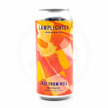 Jazz From Hell - 16oz Can