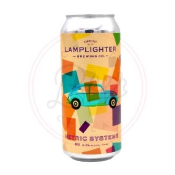 Metric Systems - 16oz Can