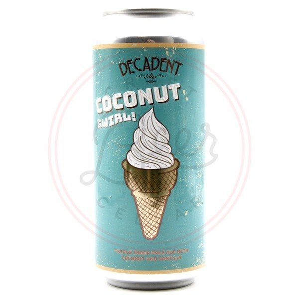 Coconut Swirl - 16oz Can - Craft Beer Cellar Belmont