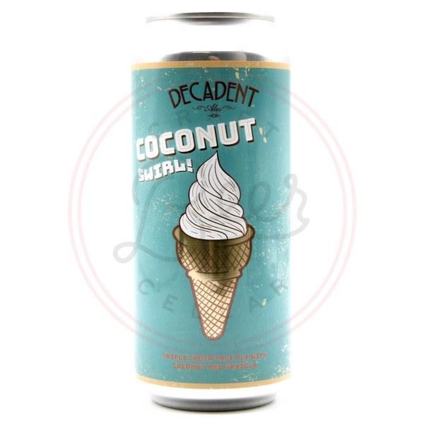Coconut Swirl - 16oz Can - Craft Beer Cellar Belmont