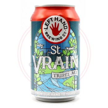 St. Vrain Tripel - 12oz Can
