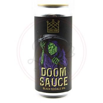 Doomsauce - 16oz Can