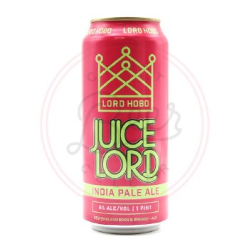 Juice Lord - 16oz Can