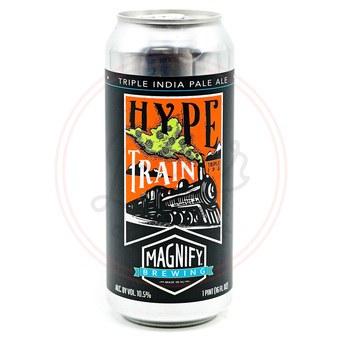 Hype Train: Mango - 16oz Can