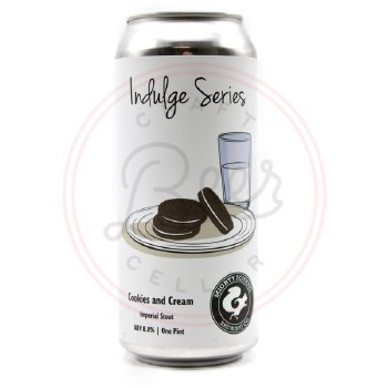 Cookies & Cream - 16oz Can
