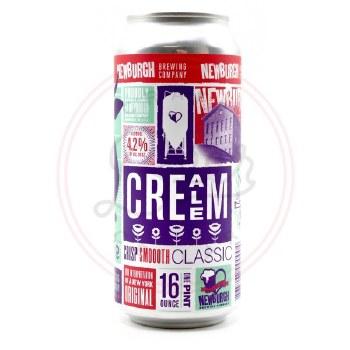 Cream Ale - 16oz Can