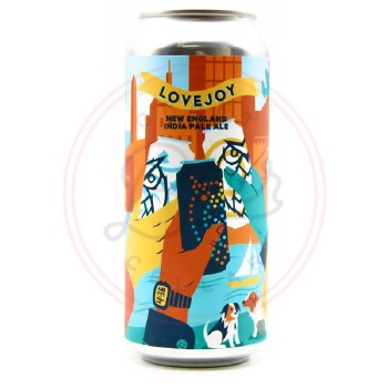 Lovejoy - 16oz Can