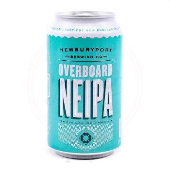Overboard Ipa - 12oz Can