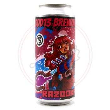 Razooka Jane - 16oz Can