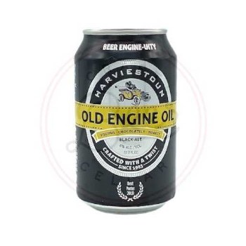 Old Engine Oil - 330ml Can