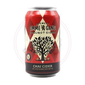 Ommegang Chai Cider - 12oz