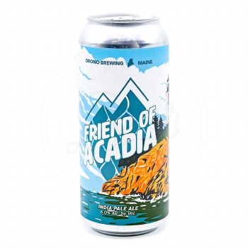 Friend Of Acadia - 16oz Can