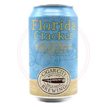 Florida Cracker - 12oz Can