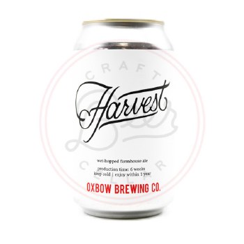 Harvest - 12oz Can