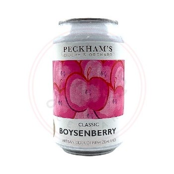 Cider With Boysenberry - 330ml