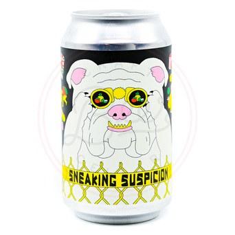 Sneaking Suspicion - 12oz Can