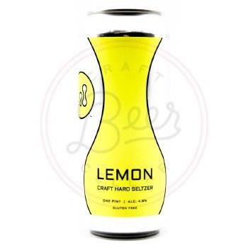 Lemon Craft Hrd Seltzer - 16oz