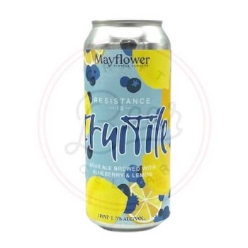 Fruitile: Blueberry Lemon