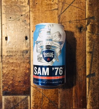 Sam '76 - 12oz Can