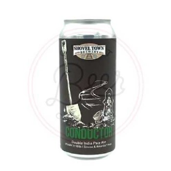 The Conductor - 16oz Can