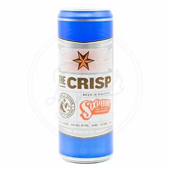 The Crisp - 12oz Can