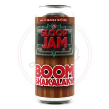 Sloop Jam: Boom Shakalaka