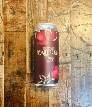 Pomegranate Zing - 16oz Can