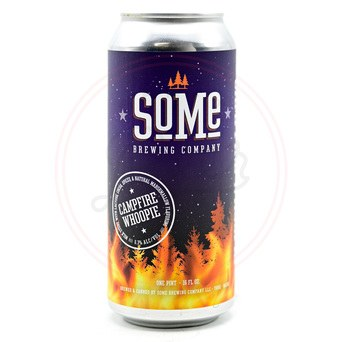 Campfire Whoopie - 16oz Can