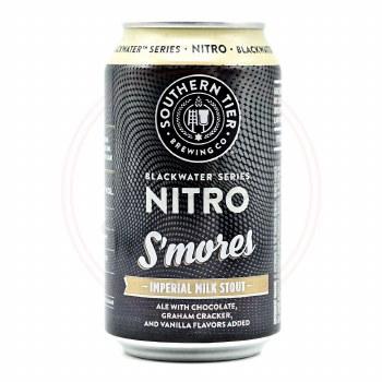 Smores Nitro Milk Stout