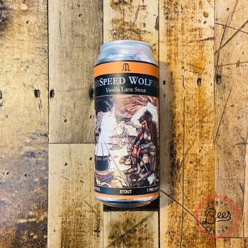 Speed Wolf - 16oz Can