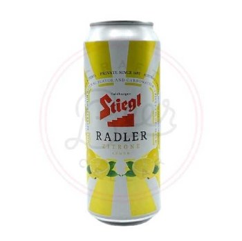 Stiegl Radler Lemon - 500ml