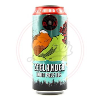 Zeelander - 16oz Can