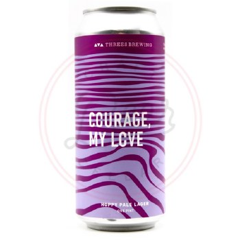 Courage, My Love - 16oz Can