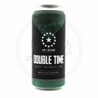 Double Time - 16oz Can
