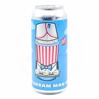 Ice Cream Man Cup - 16oz Can