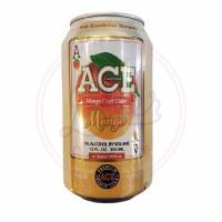 Mango Cider - 12oz Can