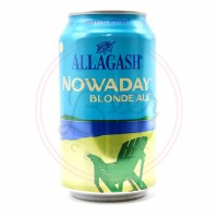 Nowaday - 12oz Can