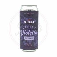 Saison Violette - 16oz Can