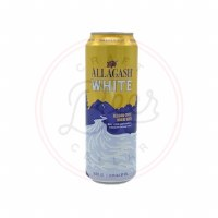 Allagash White - 19.2oz Can