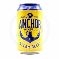 Anchor Steam  -12oz Can