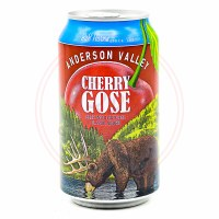 Cherry Gose - 12oz Can