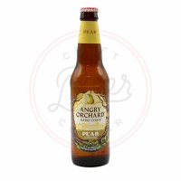 Angry Orchard Pear - 12oz