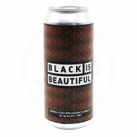 Black Is Beautiful - 16oz Can