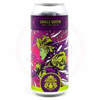 Savage Queen - 16oz Can