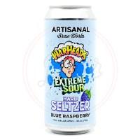 Warheads Raspberry Seltzer