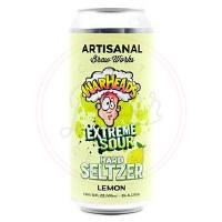 Warheads Lemon Seltzer