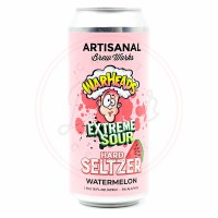 Warheads Watermelon Seltzer
