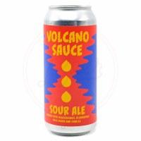 Volcano Sauce - 16oz Can