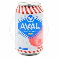 Aval Cider - 12oz Can