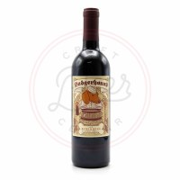 Badgerhound Zinfandel - 750ml